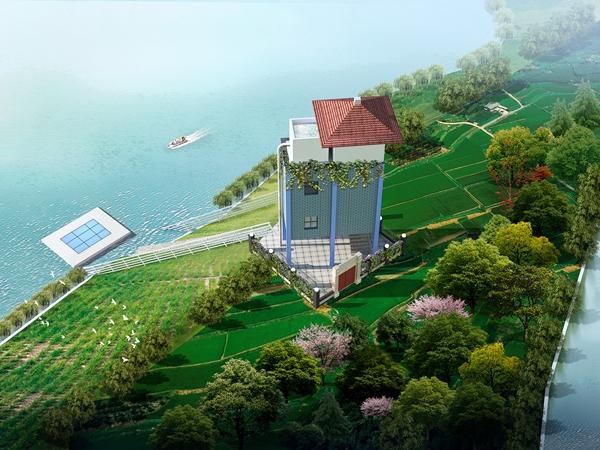 高安基地灌溉水系改造工程