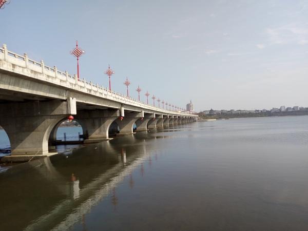 武宁西海堰水利工程